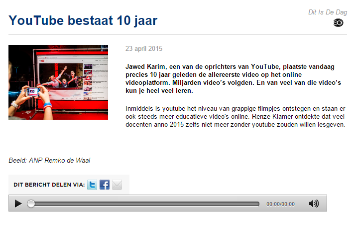 Youtube10jaar230415